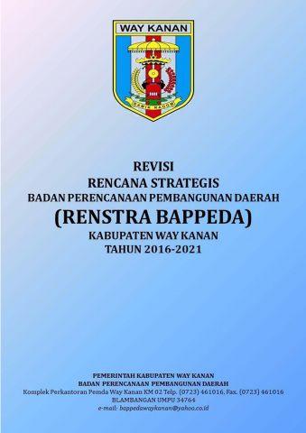 RENSTRA WK 2016-2021